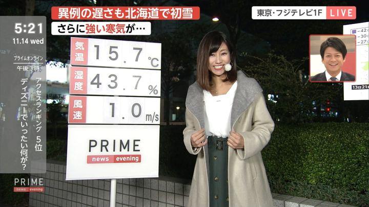 2018年11月14日酒井千佳の画像04枚目