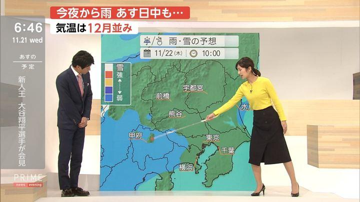2018年11月21日酒井千佳の画像12枚目