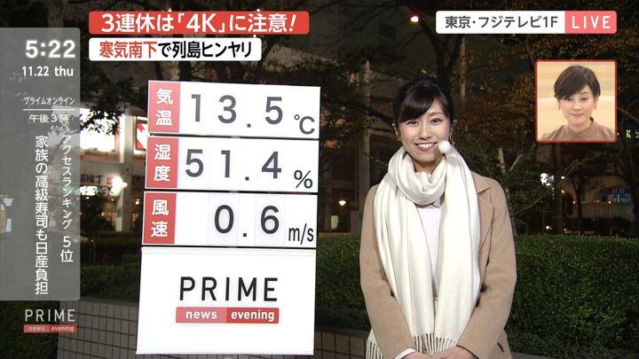 2018年11月22日酒井千佳の画像01枚目