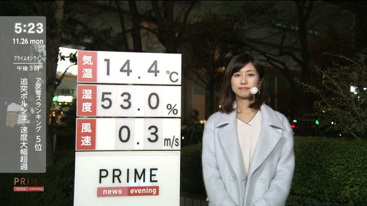 2018年11月26日酒井千佳の画像02枚目