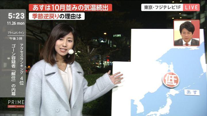 2018年11月26日酒井千佳の画像04枚目