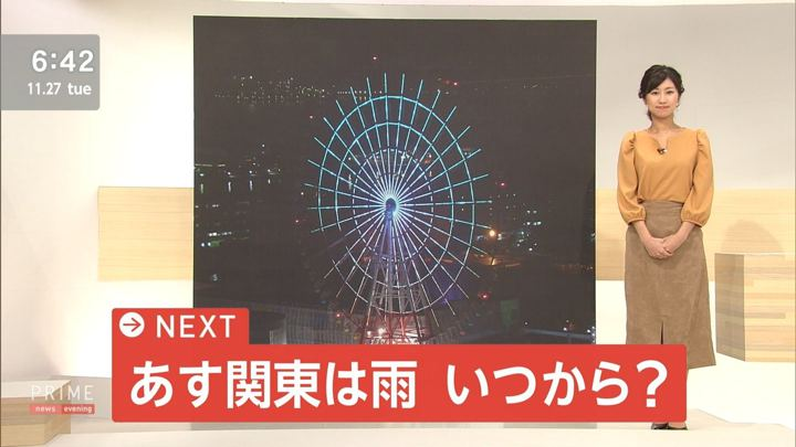 2018年11月27日酒井千佳の画像04枚目