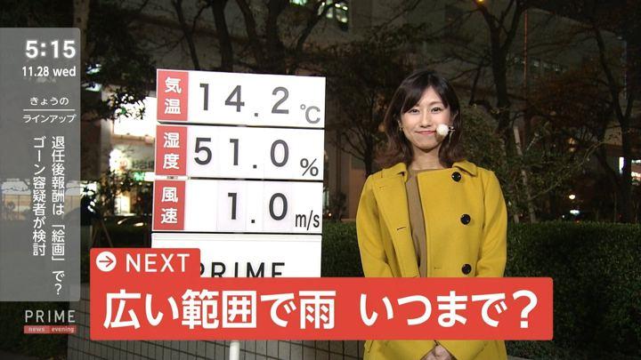 2018年11月28日酒井千佳の画像01枚目