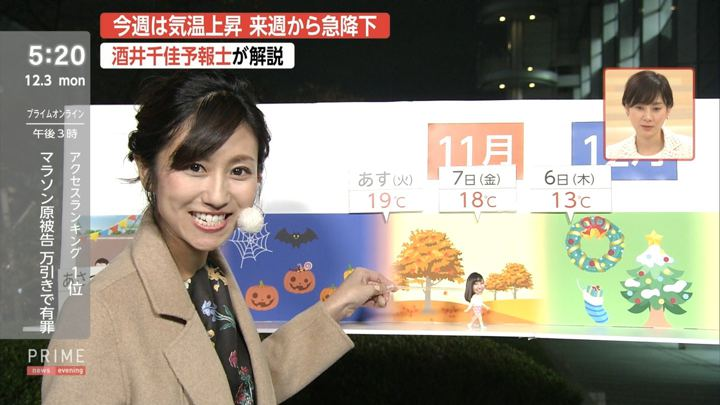 2018年12月03日酒井千佳の画像07枚目