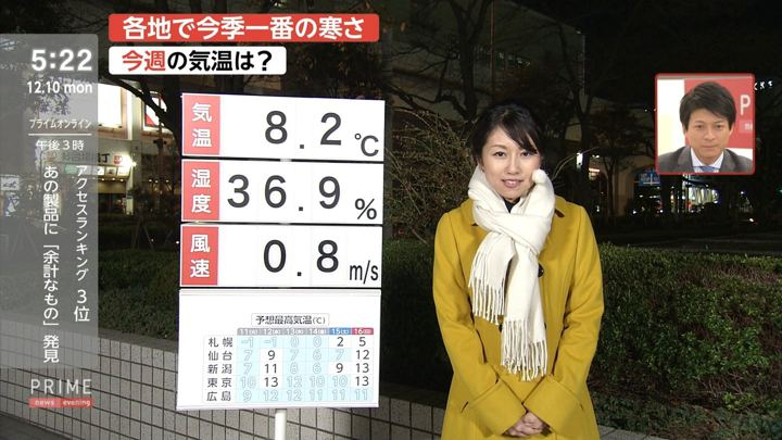 2018年12月10日酒井千佳の画像04枚目