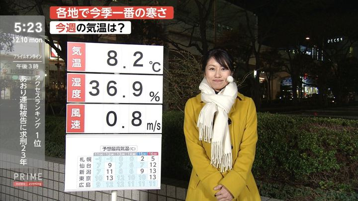 2018年12月10日酒井千佳の画像05枚目