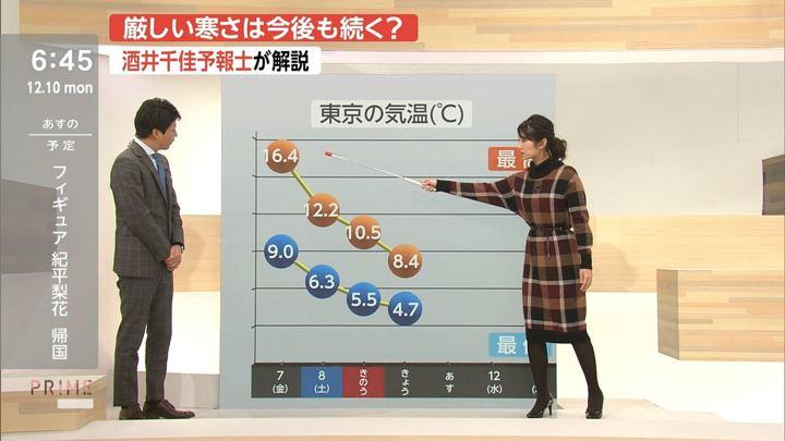2018年12月10日酒井千佳の画像08枚目