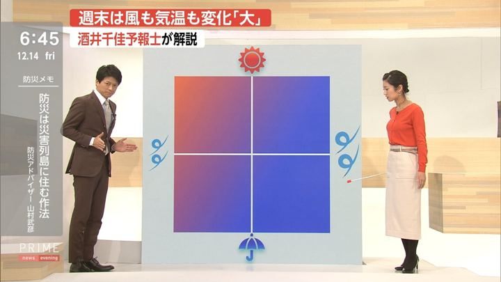 2018年12月14日酒井千佳の画像18枚目