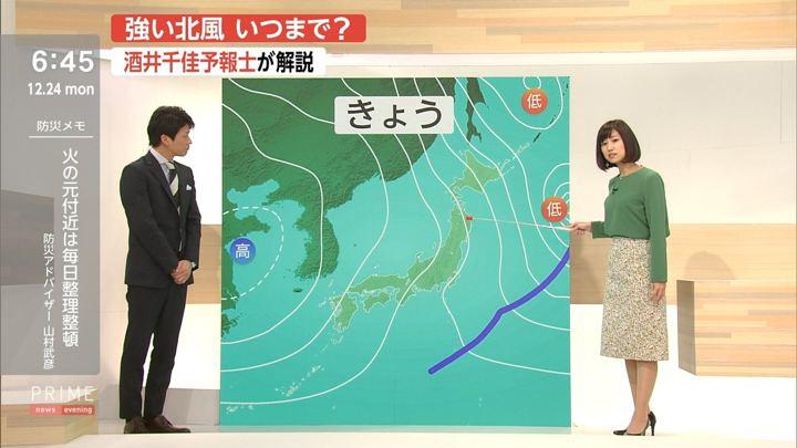 2018年12月24日酒井千佳の画像07枚目