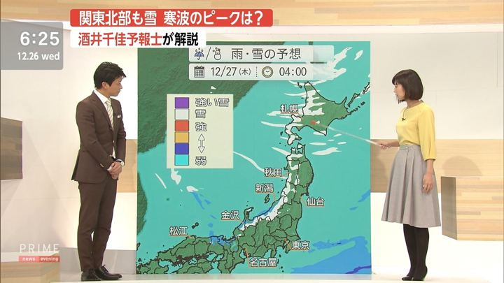 2018年12月26日酒井千佳の画像14枚目