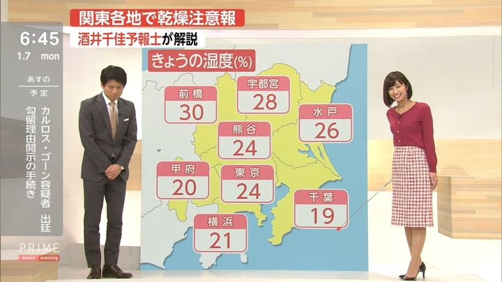2019年01月07日酒井千佳の画像10枚目