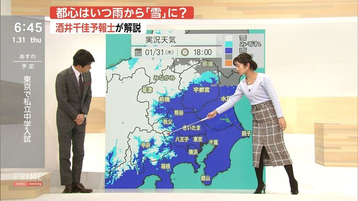 2019年01月31日酒井千佳の画像10枚目