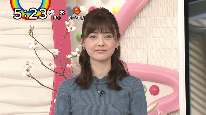 佐藤梨那 Oha!4 (2019年01月18日放送 30枚)