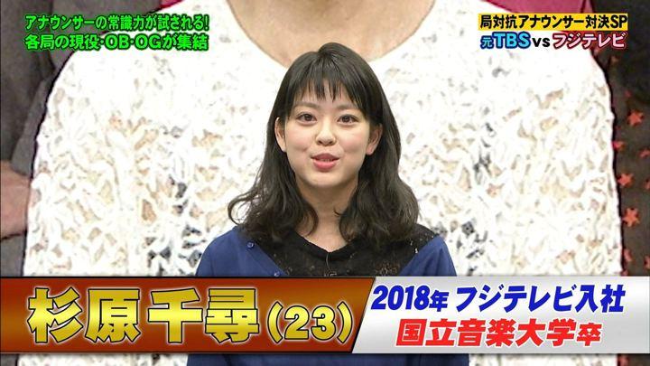 2018年11月19日杉原千尋の画像02枚目