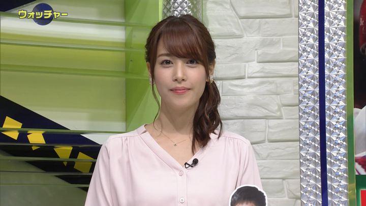 2018年10月17日鷲見玲奈の画像01枚目