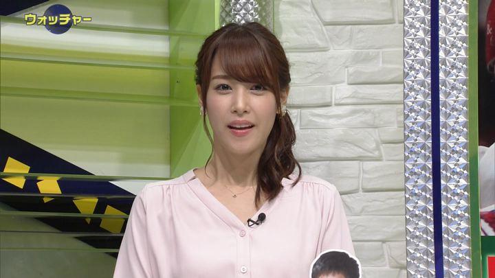 2018年10月17日鷲見玲奈の画像02枚目