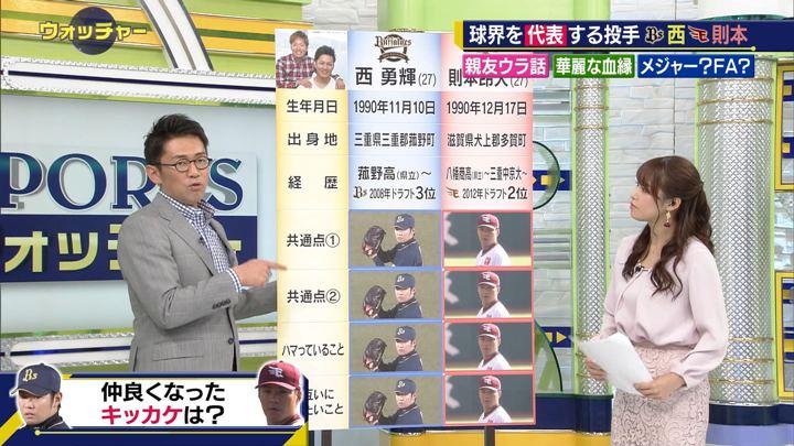 2018年11月03日鷲見玲奈の画像33枚目