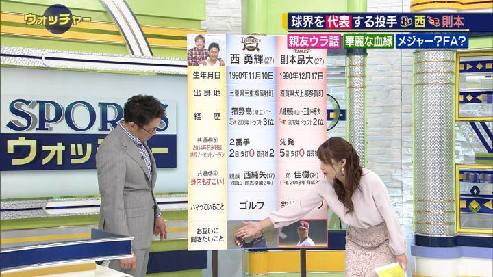 2018年11月03日鷲見玲奈の画像42枚目