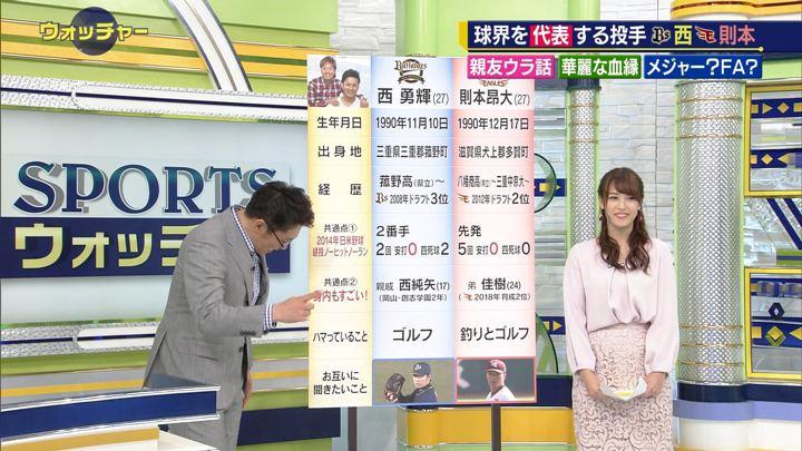 2018年11月03日鷲見玲奈の画像43枚目