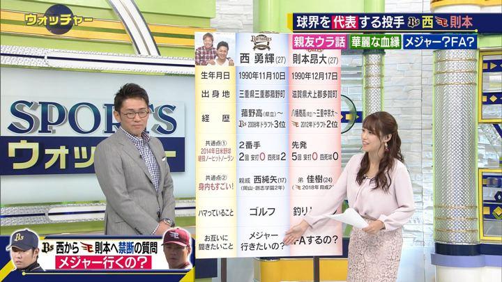 2018年11月03日鷲見玲奈の画像47枚目
