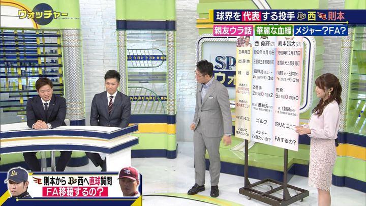 2018年11月03日鷲見玲奈の画像50枚目
