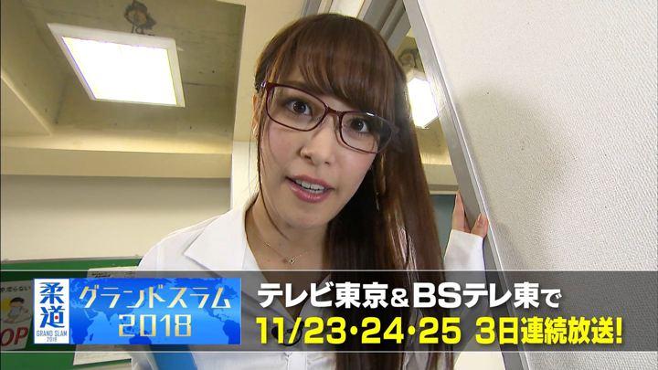 2018年11月14日鷲見玲奈の画像45枚目