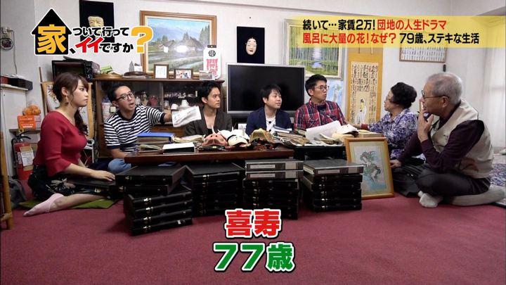 2018年11月28日鷲見玲奈の画像10枚目