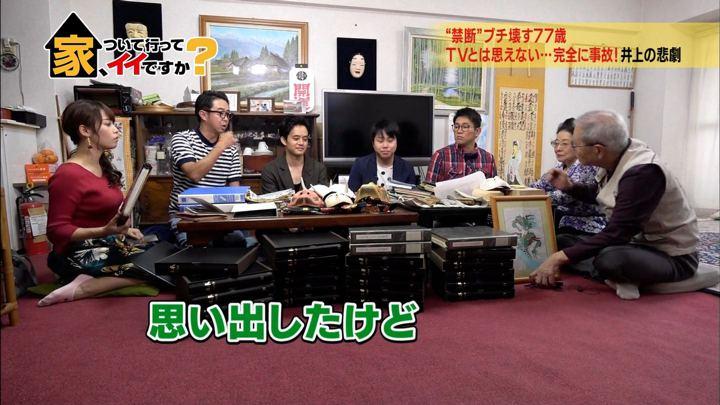 2018年11月28日鷲見玲奈の画像13枚目