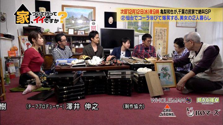 2018年11月28日鷲見玲奈の画像18枚目