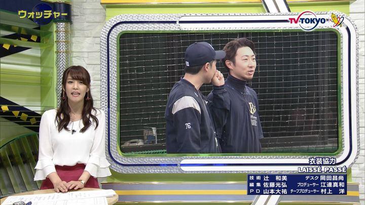 2018年11月28日鷲見玲奈の画像22枚目