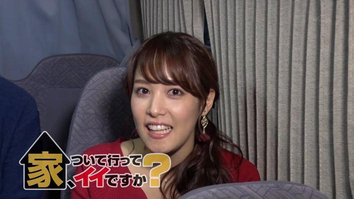 2018年12月03日鷲見玲奈の画像03枚目
