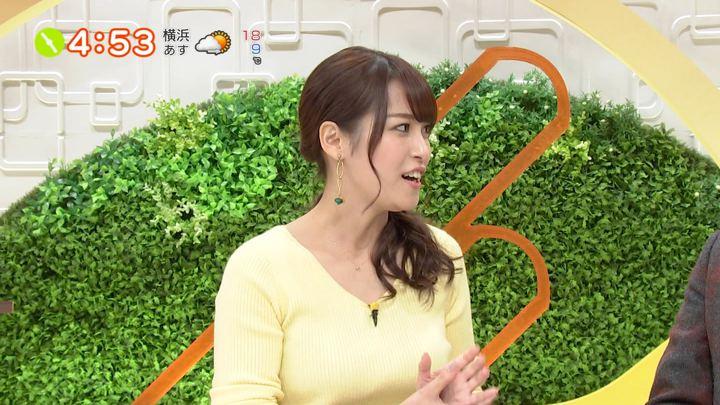 2018年12月06日鷲見玲奈の画像37枚目