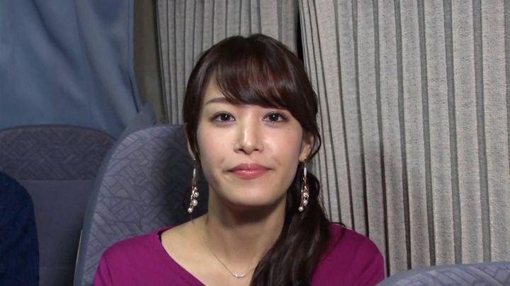 2018年12月17日鷲見玲奈の画像01枚目