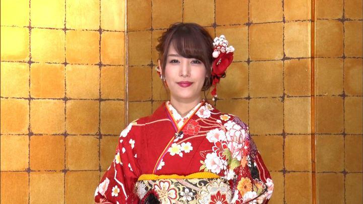 2018年12月29日鷲見玲奈の画像16枚目