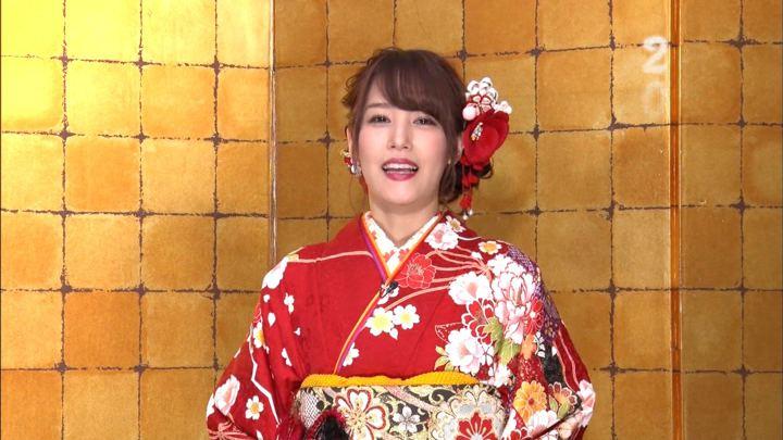 2018年12月29日鷲見玲奈の画像17枚目