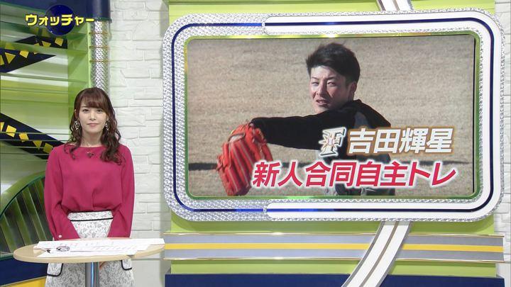 2019年01月09日鷲見玲奈の画像01枚目
