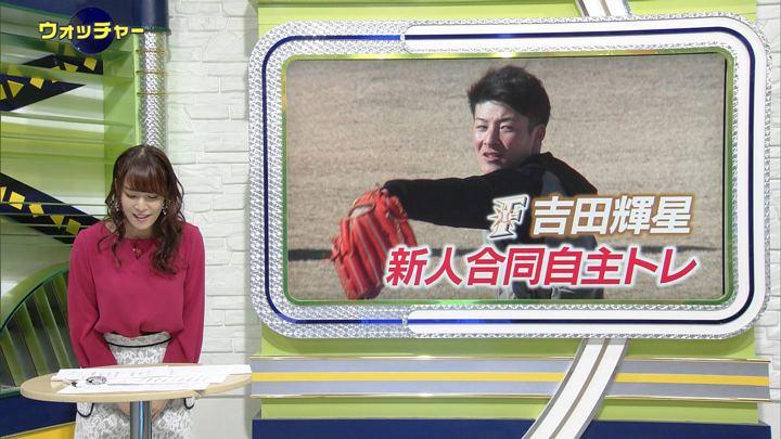 2019年01月09日鷲見玲奈の画像02枚目