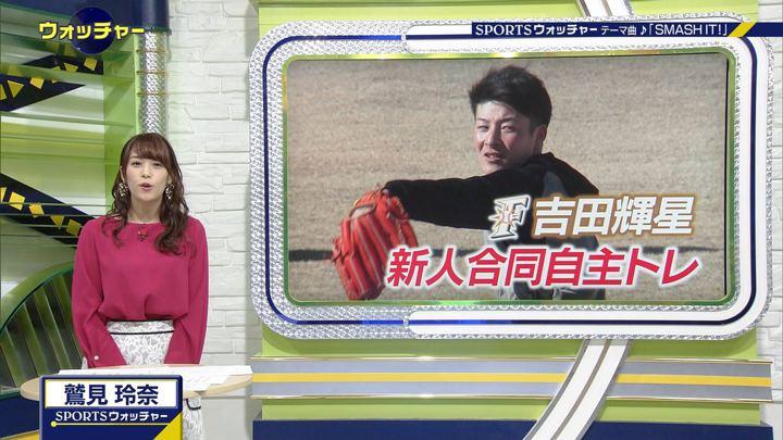 2019年01月09日鷲見玲奈の画像03枚目
