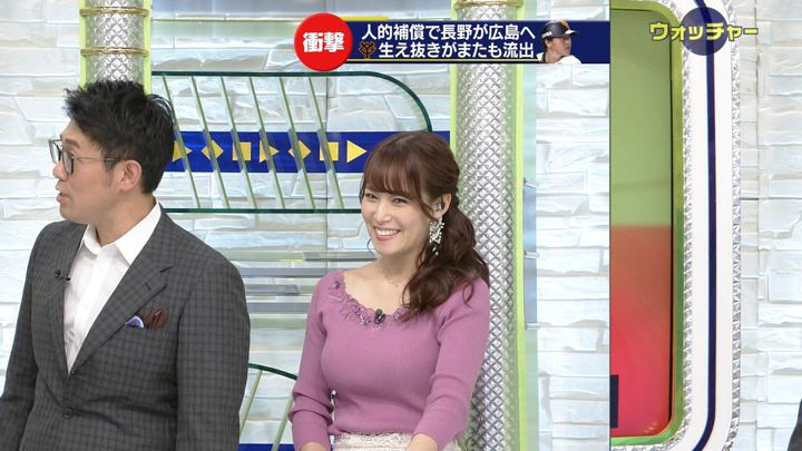 鷲見玲奈 SPORTSウォッチャー (2019年01月09日,12日放送 33枚)
