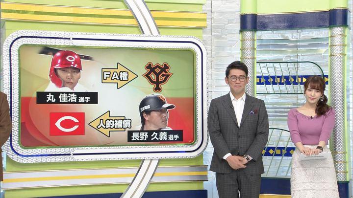 2019年01月12日鷲見玲奈の画像13枚目