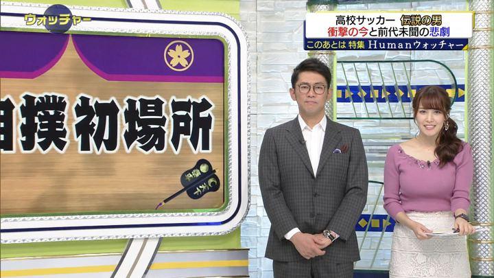 2019年01月12日鷲見玲奈の画像15枚目