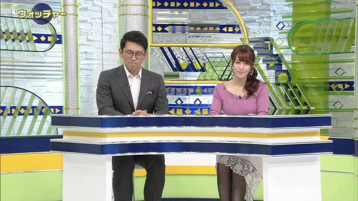 2019年01月12日鷲見玲奈の画像18枚目