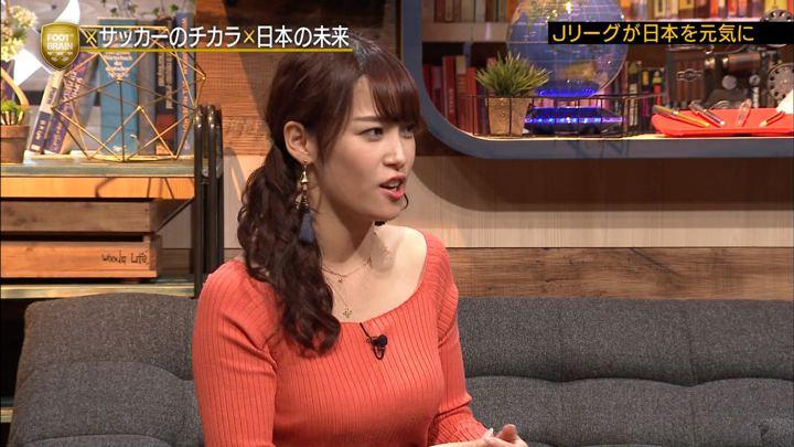鷲見玲奈 FOOT×BRAIN SPORTSウォッチャー (2019年01月12日,16日放送 30枚)