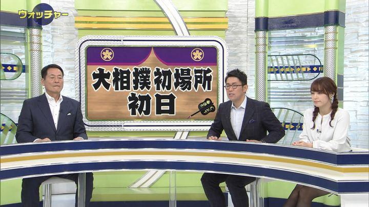 2019年01月13日鷲見玲奈の画像19枚目