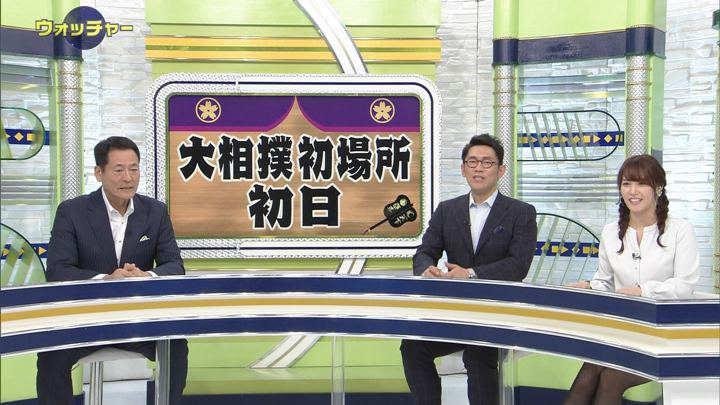 2019年01月13日鷲見玲奈の画像22枚目