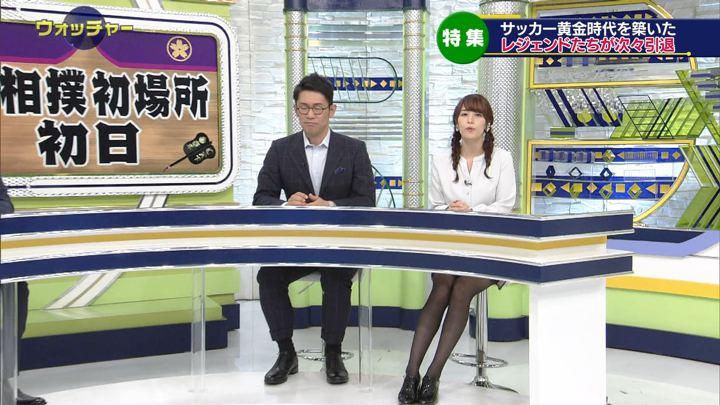2019年01月13日鷲見玲奈の画像25枚目