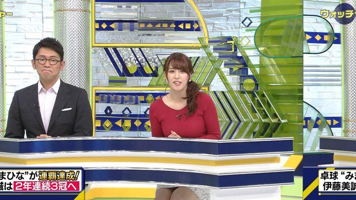 鷲見玲奈 SPORTSウォッチャー (2019年01月19日放送 20枚)