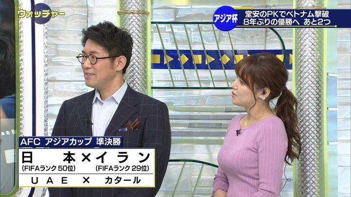 2019年01月26日鷲見玲奈の画像27枚目