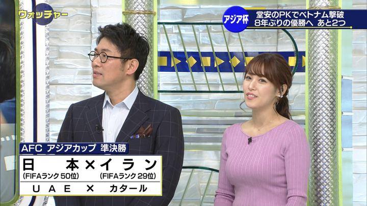 2019年01月26日鷲見玲奈の画像31枚目
