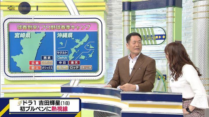 2019年02月02日鷲見玲奈の画像13枚目